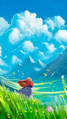 42 Best Ghibli Phone Wallpaper Images Ghibli Studio Ghibli Art