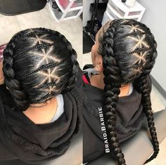 35 Absolutely Beautiful Feed In Braid Hairstyles – Part 35 - Box Braids Hairstyles Feed In Braids Hairstyles, Little Girl Hairstyles, Cute Hairstyles, Braided Hairstyles, Protective Hairstyles, Protective Styles, Beautiful Hairstyles, Celebrity Hairstyles, French Hairstyles