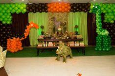 decoracion dinosaurios - Buscar con Google