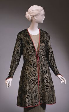 Philadelphia Museum of Art - Collections Object : Woman's Evening Coat | Designed by Mariano Fortuny y Madrazo, Spanish, active Italy, 1871 - 1949
