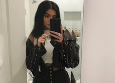 Kylie Jenner Outfits – Page 6985111015 – Lady Dress Designs Moda Kylie Jenner, Trajes Kylie Jenner, Looks Kylie Jenner, Kyle Jenner, Kylie Jenner Style, Kendall Jenner Outfits, Kylie Jenner Instagram, Kylie Jenner Clothes, Kylie Jenner Haircut