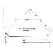 Image Result For Corner Entertainment Center Plans Corner