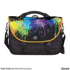 Paint Colors Bags For Laptop