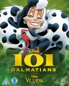 101 Dalmatians [Edizione: Regno Unito]: Amazon.it: Film e TV