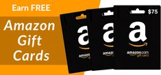 Earn Free Gift Cards and Vouchers taking Surveys.