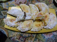 Ciauni (ravioli dolci con ricotta o nutella) | Imprastando