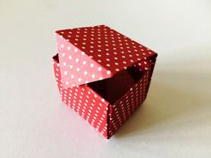 The 558 Best Origami Boxes Images On Pinterest