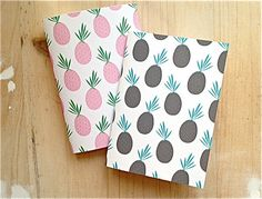 Hey, I found this really awesome Etsy listing at https://www.etsy.com/listing/123618148/pocket-notebook-with-pineapple-print