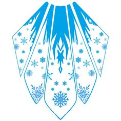 Elsa Cape Design by katinka0921 on deviantART