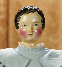 A Matter of Circumstance: 83 Rare Carved Wooden Doll for the French Market