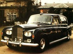 1981 Limousine by Mulliner Park Ward (chassis PGH124) for H.R.H. Prince Michael of Kent