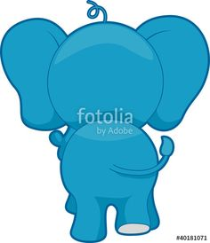 Vector: Elephant Back
