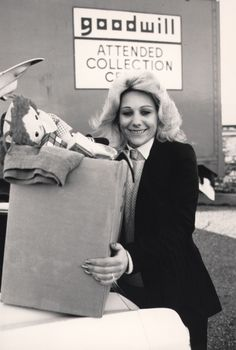 In 1973, Goodwill opened its first Attended Donation Center (ADC) in Denver, CO.     ADCs were necessitated by the rising cost of fuel for home pick-ups and disposal costs for trash that was left along with donations in unattended collection boxes.