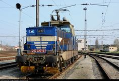 RailPictures.Net Photo: CD 210 027 9 Ceske Drahy CD 210 at Veseli nad Luznici, Czech Republic by Jaroslav Dvorak