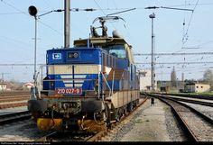 RailPictures.Net Photo: CD 210 027 9 Ceske Drahy CD 210 at Veseli nad Luznici, Czech Republic by Jaroslav Dvorak