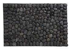 stenmatta - stone bathroom mat