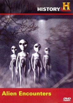 UFO Files: Alien Encounters [DVD] [2004]