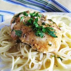 Slow Cooker Lemon Garlic Chicken II - Allrecipes.com