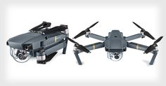 DJI today announced a new camera drone that aims to revolutionize the industry. The new DJI Mavic Pro is a foldable drone that sets a new bar when it comes Best Cameras For Travel, Mavic Drone, Small Drones, Buy Drone, Foldable Drone, Latest Drone, Remote Control Drone, Drone Technology, Camera Reviews