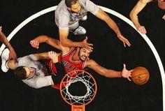 Joakim Noah : All-time Chicago Bulls