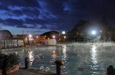 Europe's best hot springs spas
