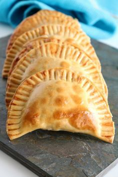 These Cheese Empanadas have all the flavors of Jalapeno poppers. They are ready in about 30-minutes and are very easy to make.