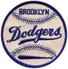 Brooklyn Dodgers patch - Google Search