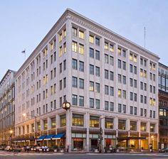 The Hecht Co 7th And F Washington Washington Dc Washington Places