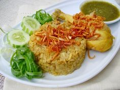 Thai Recipes, Rice Recipes, Asian Recipes, Rice Menu, Best Rice Recipe, Bang Bang Chicken, Authentic Thai Food, Best Thai Food, Thai Rice