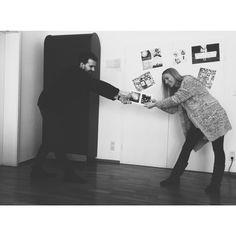Sophie & Chris kämpfen um das neuste Squarebook ✌ Wer gewinnt den Fight? ❤
