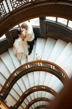 Chicago Rookery wedding featured on SMP, George Street Photo & Video shot by Hannah G.