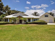 Sprawling custom home with high-end finishes on almost 3/4 acre! 4BR's plus den and bonus room above garage. Granite island kitchen, gas range and water heater are a few of its many upgrades! Private back yard boasts pool, large lanai and outdoor fireplace! Listing #160140
