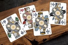 Kickstarter: Texas by Kings Wild Projects | Kardify : Playing Cards News