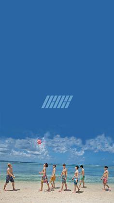 iKON Walpaper KONY'S SUMMERTIME cr: yglocescreen