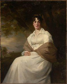 Lady Maitland, Sir Henry Raeburn, 1817