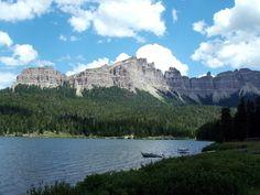 Brooks Lake Dubois Wyoming | Brooks Lake, Dubois Wy