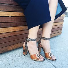 A Look Inside Our Editors' Shoe Collections via @WhoWhatWearUK