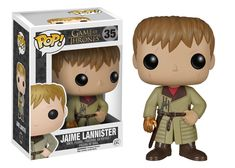Funko Pop! TV: Game of Thrones - Golden Hand Jaime Lannister