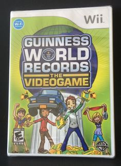 Guiness World Records. Get listed in the actual Guinness World Records archives by earning the highest worldwide score on any stunt. Nintendo Wii 2008. As you explore the globe, stand on specific hot-spots to reveal interesting facts about records that have been broken in that location. | eBay!