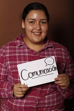 Communication, Jazmín Garza, Estudiante, UANL, Monterrey, México