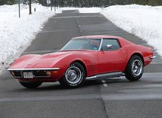 Chevrolet Corvette Stingray 454 LT2 lap times and specs - FastestLaps.