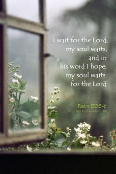 Psalm 130:5-6 Follow us at http://gplus.to/iBibleverses