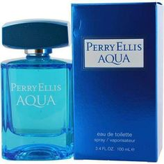 Perry Ellis Aqua By Perry Ellis Edt Spray 3.4 Oz