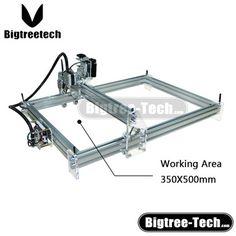 35*50cm Working Area High Engraving Speed Good Laser Engraver 2500mw Diy Laser Engraving Machine BT006