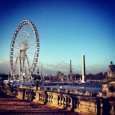 #Paris Place de la Concorde