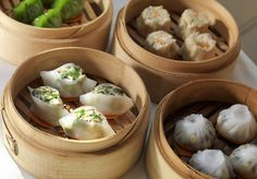 Vegan Dim Sum at Wazuzu, Encore Las Vegas