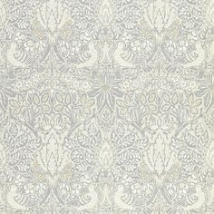 The wallpaper Pure Dove & Rose - from William Morris is a wallpaper with the dimensions x m. The wallpaper Pure Dove & Rose - Paper Wallpaper, Wallpaper Online, Modern Wallpaper, Rose Wallpaper, Print Wallpaper, Wallpaper Roll, Wallpaper Ideas, William Morris Wallpaper, Morris Wallpapers