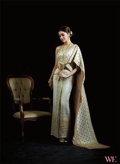 Traditional Thai Wedding Dress from Amita Shop