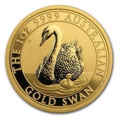 Buy 2018 Australia 1 Oz Gold Swan Bu Coin Online 2018 Perth Mint Gold Swan Coins Apmex Gold Bullion Coins Gold Bullion Bars Gold Swan