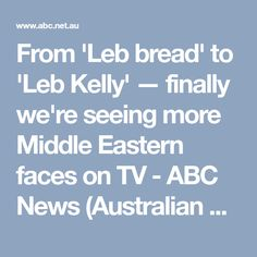 From  Leb bread  to  Leb Kelly  — finally we re seeing ea8cff26b390